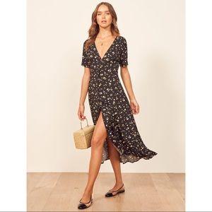 Reformation | Floral Venezia Locklin dress